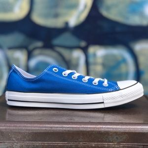 Converse Chuck Taylor All Star OX Blue Sneakers